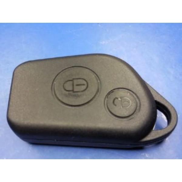 Αδειο κλειδι για CITROEN χωρις λεπιδα με 2 κουμπιά