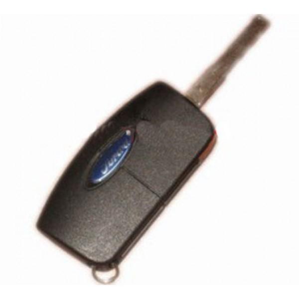 Κλειδι με τηλεχειρισμο της FORD με 3 κουμπιά