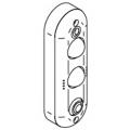 Κουμπί εξόδου με ενδεικτική λυχνία