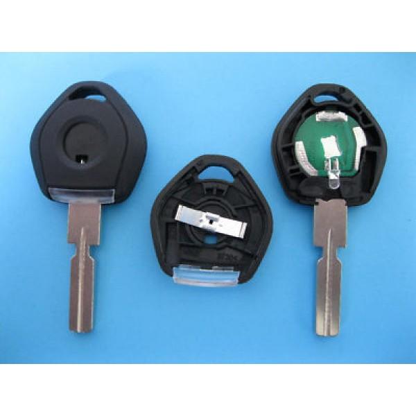 Κλειδί με τηλεχειρισμό BMW με φως (led)