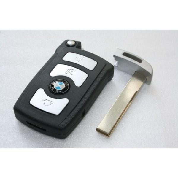 Κέλυφος για SMART κλειδί BMW σειράς 7 μαζί με λεπίδα